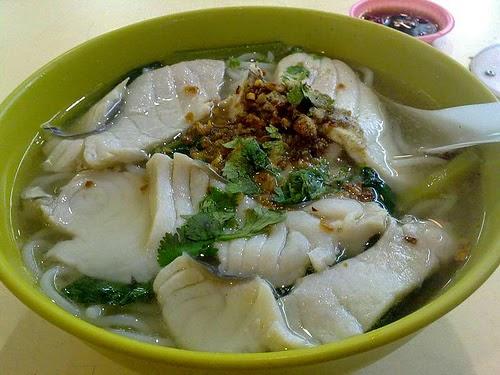 Han Kee Fish Soup