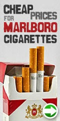 Types of cigarettes Golden American packs
