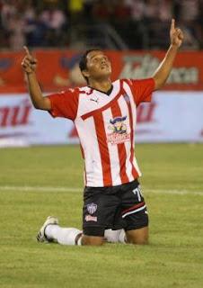 Carlos Bacca es el Goleador de la Liga Postobon II