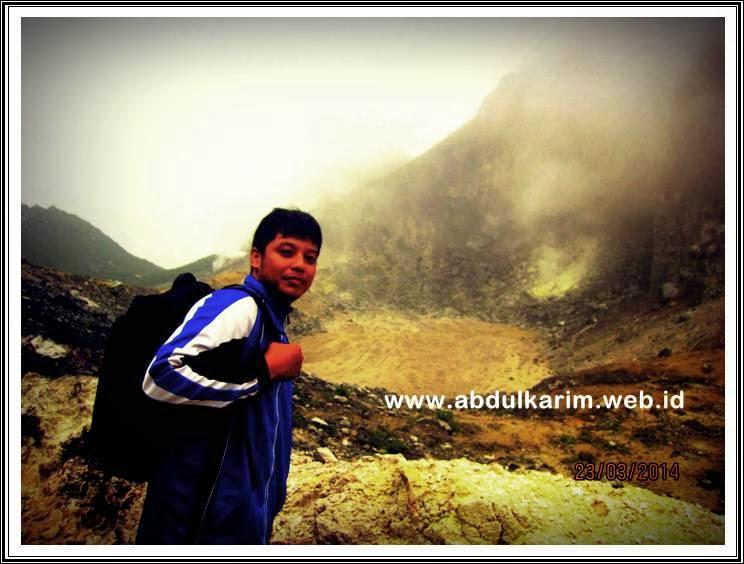 Hiking ke Gunung Sibayak Berastagi