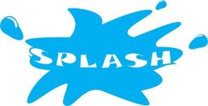 Splash (espirrando água)