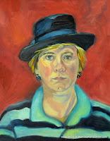 Portrait of Stephanie Allison