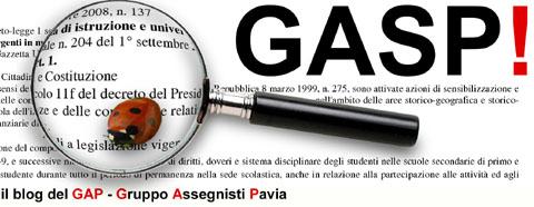 Gruppo Assegnisti e Precari della Ricerca - Pavia (GAP)