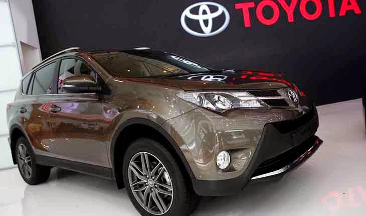 Toyota RAV4 Hadir Awal 2015