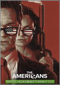 The Americans 1ª, 2ª, 3ª Temporada Torrent Legendado