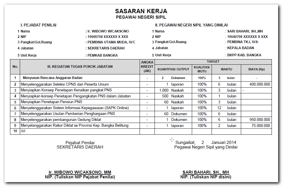 download program kerja kepala madrasah