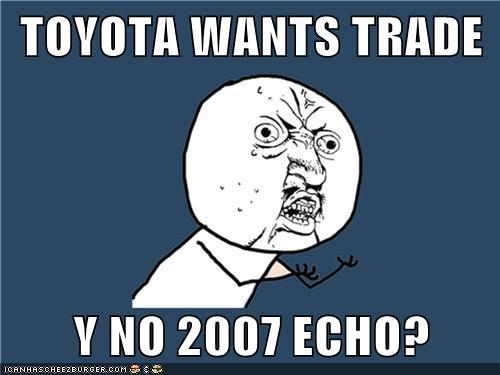 y u no 2007 Echo