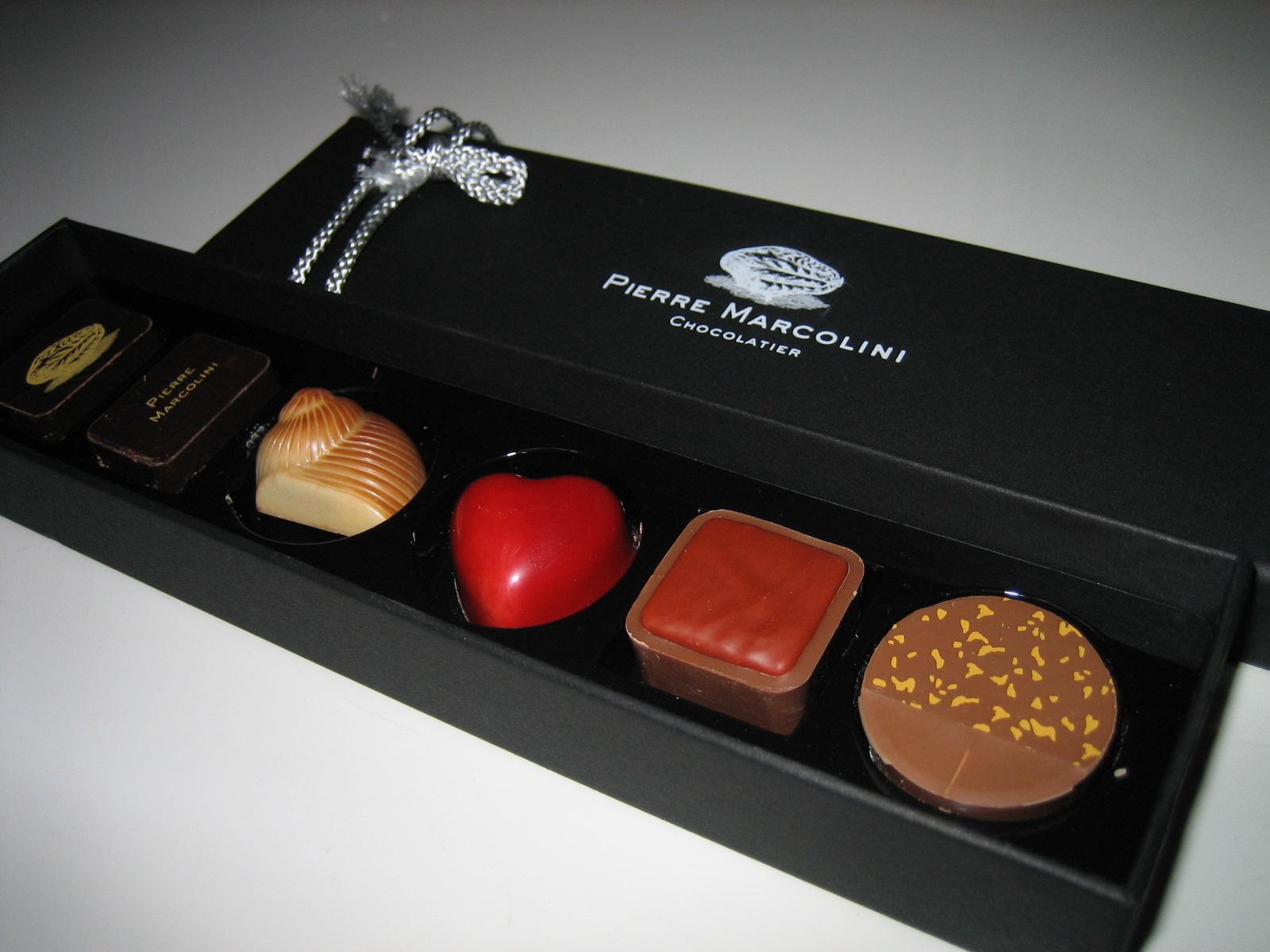 Pierre Marcolini Belgian Luxury Chocolates ~ Indonesian Passions ...