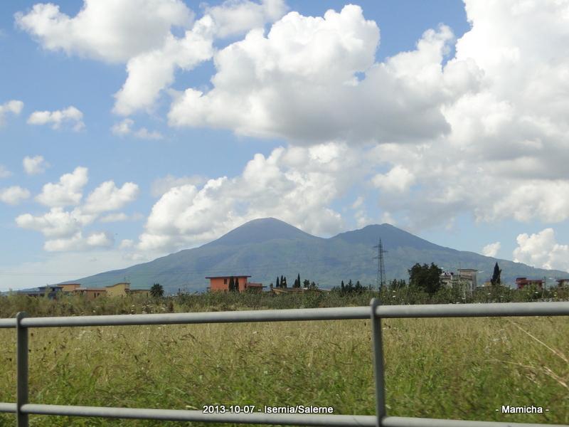 Vesuvio - sa majesté Le Vésuve DSC01585