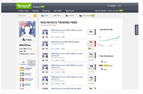 E toro forex trading