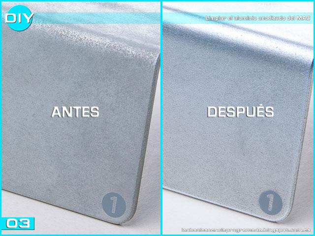 La obsolescencia programada limpiar el alumino anodizado - Como limpiar aluminio oxidado ...