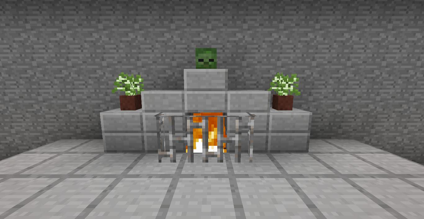 Fotos de Minecraft: Creeper y bloque de diamante ...