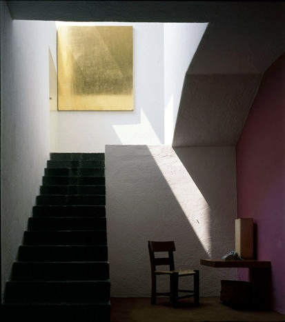 Luis barragan l 39 architecture motionnelle s 39 expose for Architecture emotionnelle