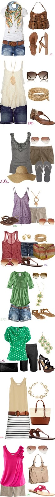 Amazing and Gorgeous Outfits for Summer