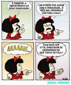 Mafalda Desemprego