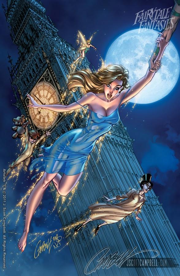 a wendy who grew up peter pan Fairytale Fantasies Disney