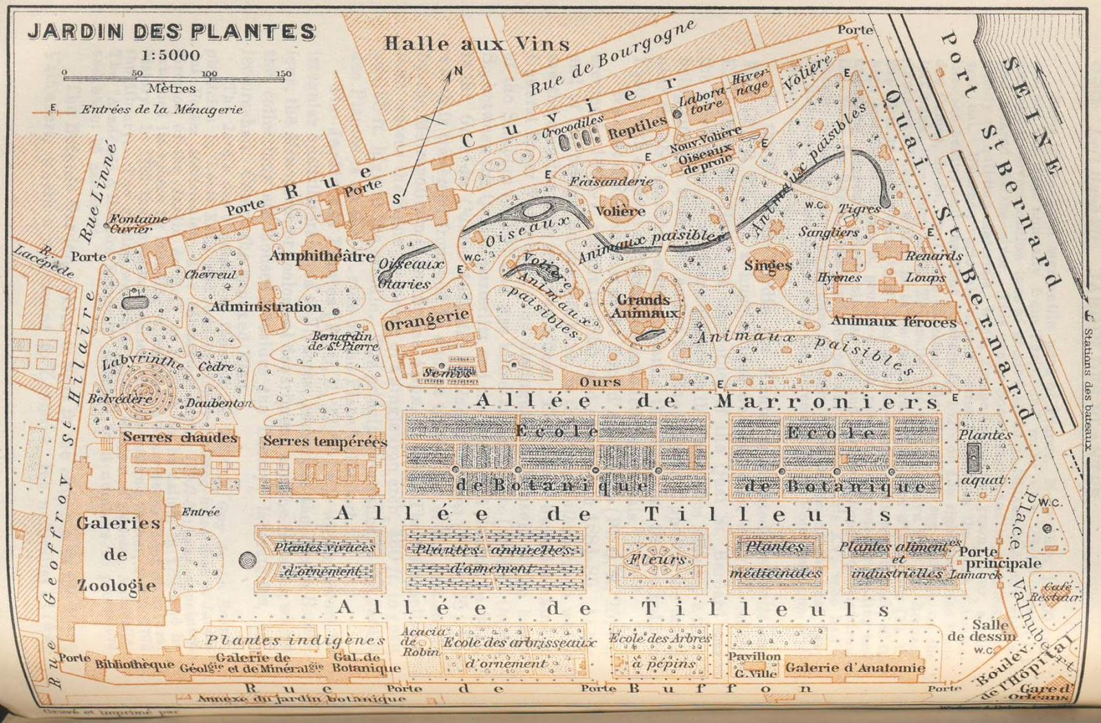 Astrolabes and stuff an evolving gem of paris - Exposition dinosaures jardin des plantes ...
