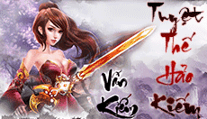Game Vấn Kiếm Online - Tuyệt thế hảo kiếm