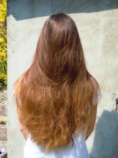 Aktualizacja włosów MAJ