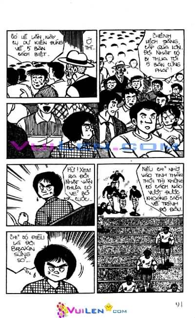 Jindodinho - Đường Dẫn Đến Khung Thành III  Tập 18 page 91 Congtruyen24h