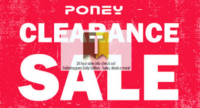 Poney Clearance Sale