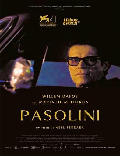 Ver Pasolini (2014) Online