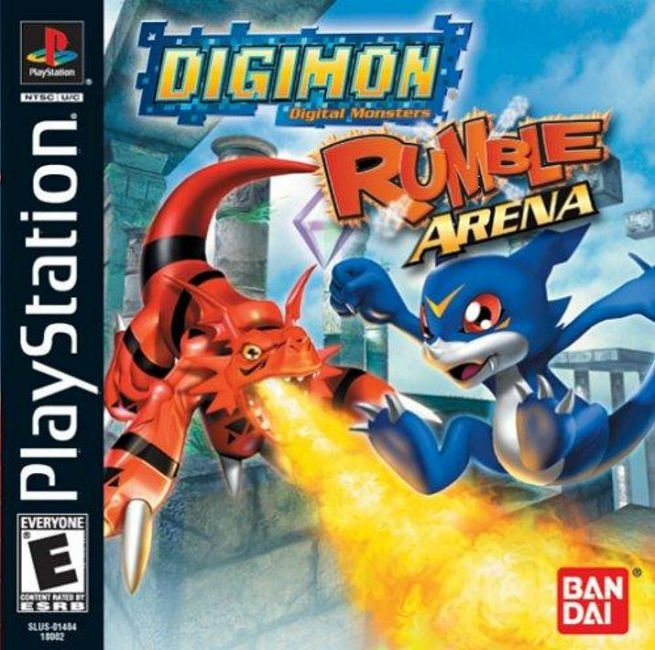 digimon rumble arena all drawn from the digimon journey and digimon