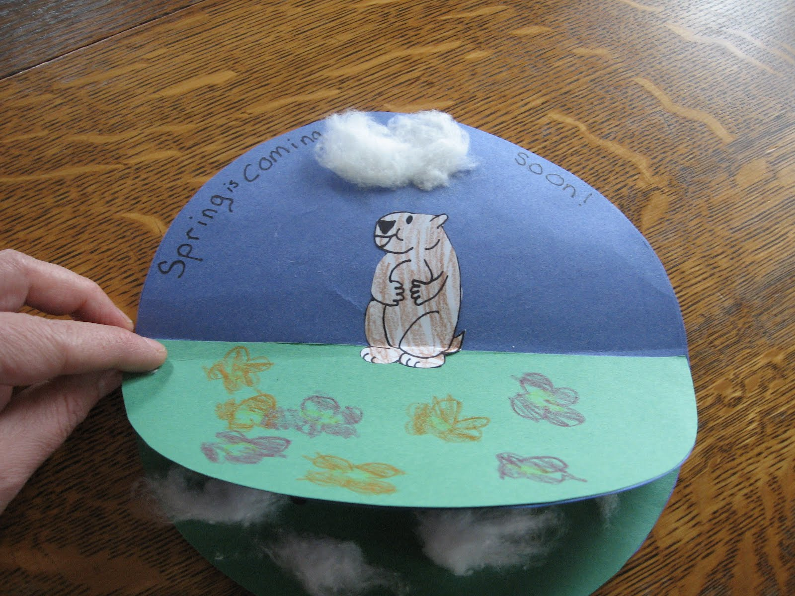 Almost unschoolers groundhog day craft ibookread PDF