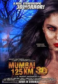 Complete cast and crew of Mumbai 125 KM 3D (2014) bollywood hindi movie wiki, poster, Trailer, music list - Veena Malik, Karanvir Bohra, Vedita Pratap Singh and Joey Debroy