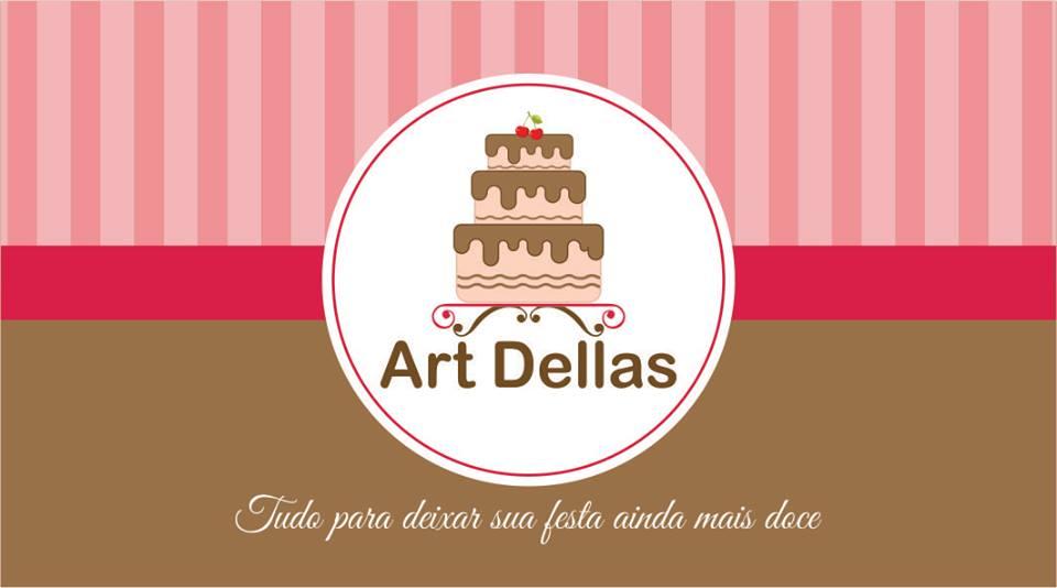 art dellas bolos e doces