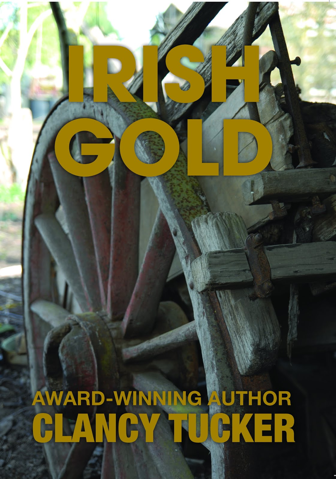 'IRISH GOLD' PAPERBACK IN AUSTRALIA