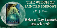 M.J. Rose's the Witch of Painted Sorrows Launch & Giveaway