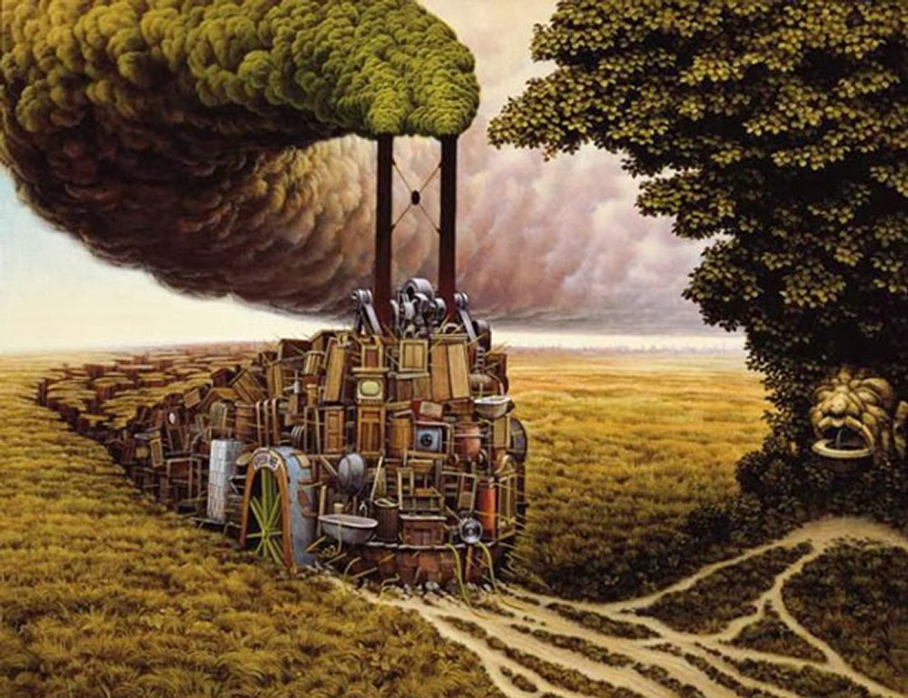 13-Jacek-Yerka-Surreal-Dream-Paintings-www-designstack-co