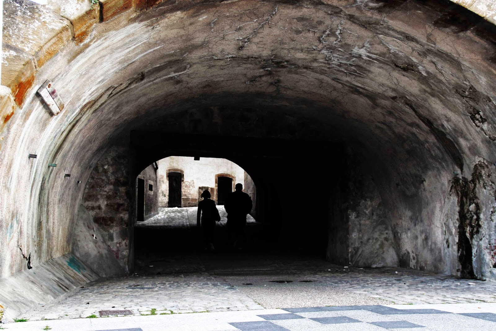 Metz tunnels