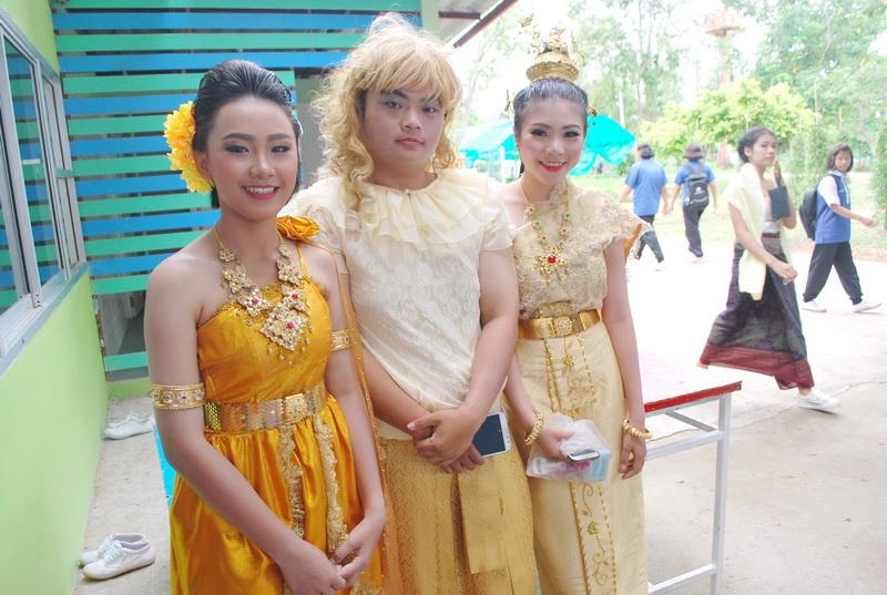 กิจกรรมวันภาษาไทยแห่งชาติ 2558