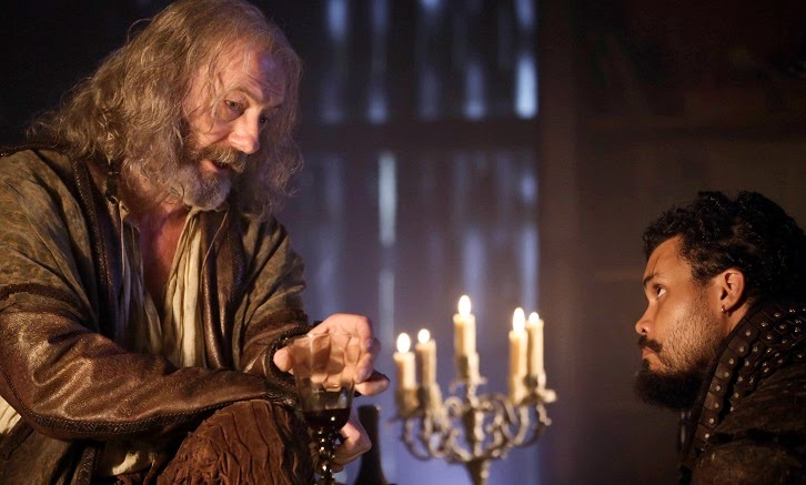 The Musketeers - The Prodigal Father - Advance Preview + Dialogue Teasers