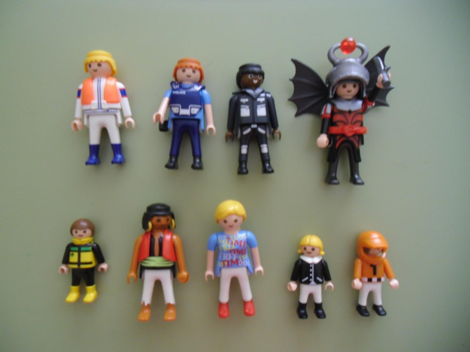 juegos con mu ecos de playmobil maestros de audici n y