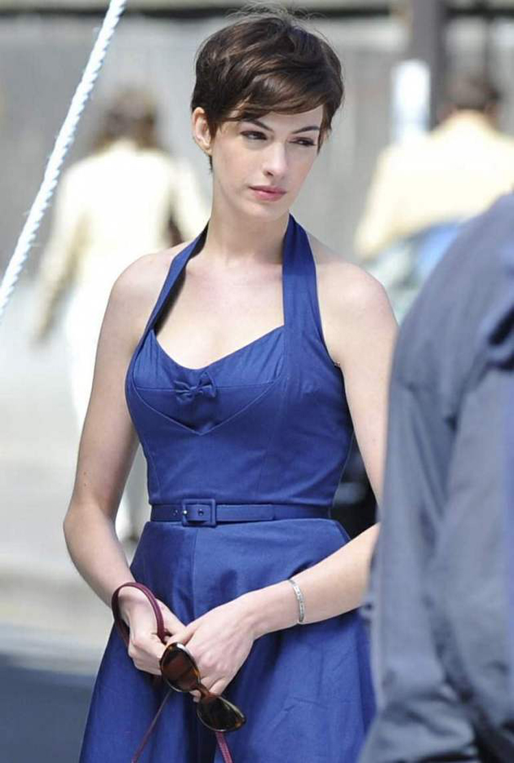 Anne Hathaway Hair 9