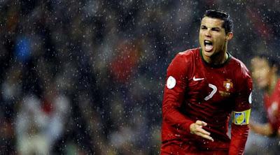 Cetak Hattrick, Ronaldo Memang Alien