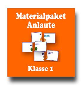 Unterrichtsmaterial Grundschule und Arbeitsblätter Grundschule Anlaute