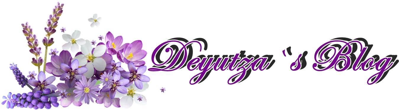 Deyutza's Blog