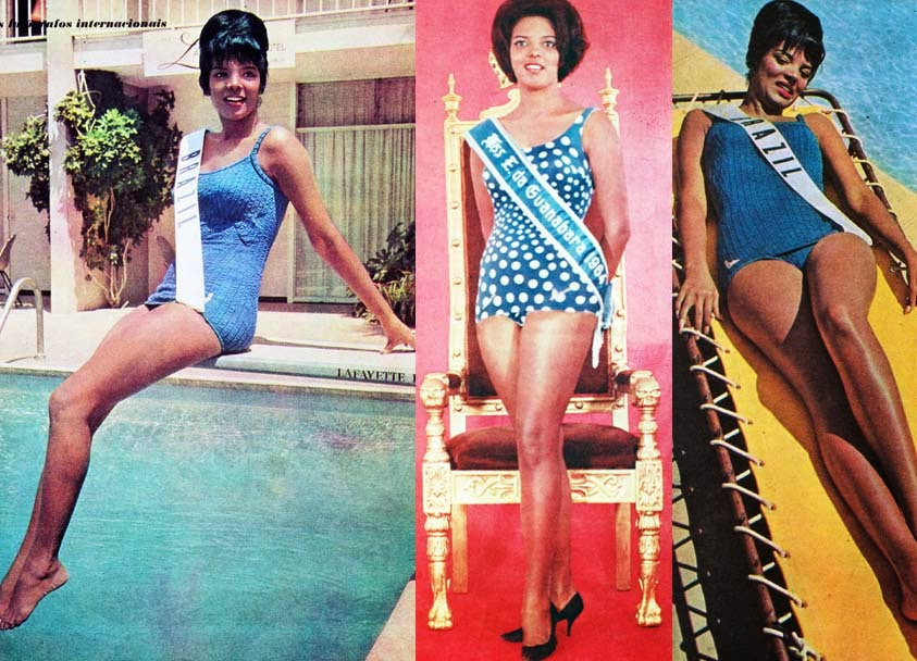 ######## 50 ANOS DA ELEIÇÃO DA MISS GUANABARA/RJ 1964 #########