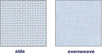 Как найти середину канвы для вышивки 31