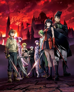 Episódios Akame ga Kill!