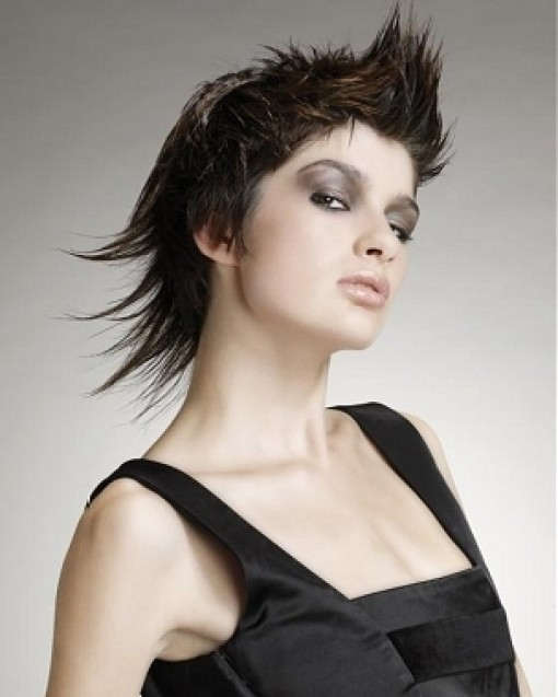 short punk hairstyles. Short punk hairstyles are