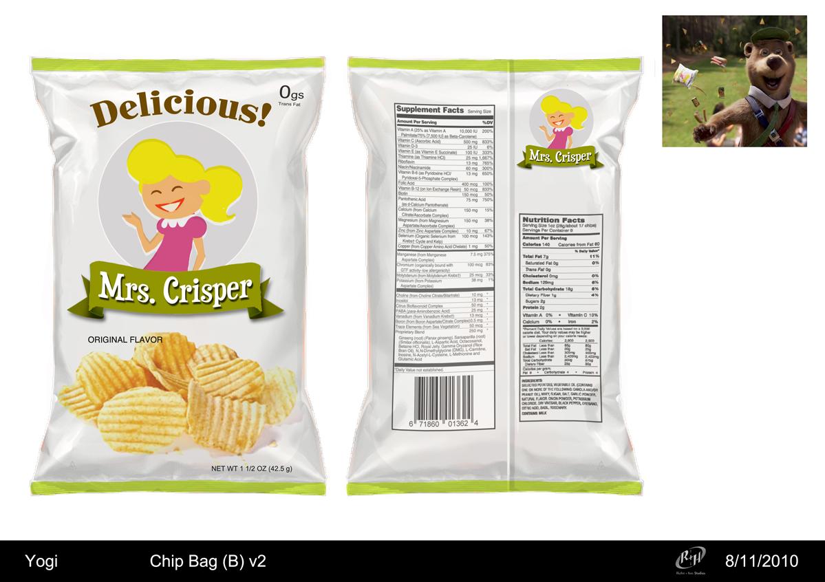 bear chips