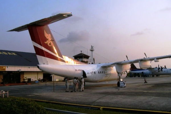 Bandara Bontang Kalimantan Timur