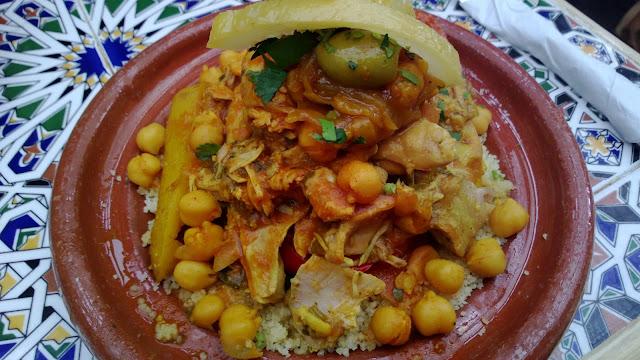 Moroccan Food Bristol