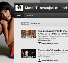 Novo canal no YOUTUBE