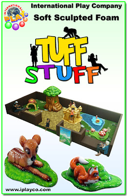 Tuff Stuff - Soft Sculpted Foam Play Areas - Indoor Play Equipment